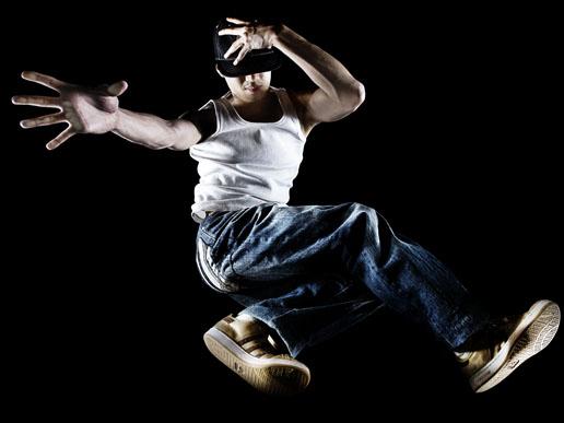 Breakdance Flare Этот стиль танца возник в США
