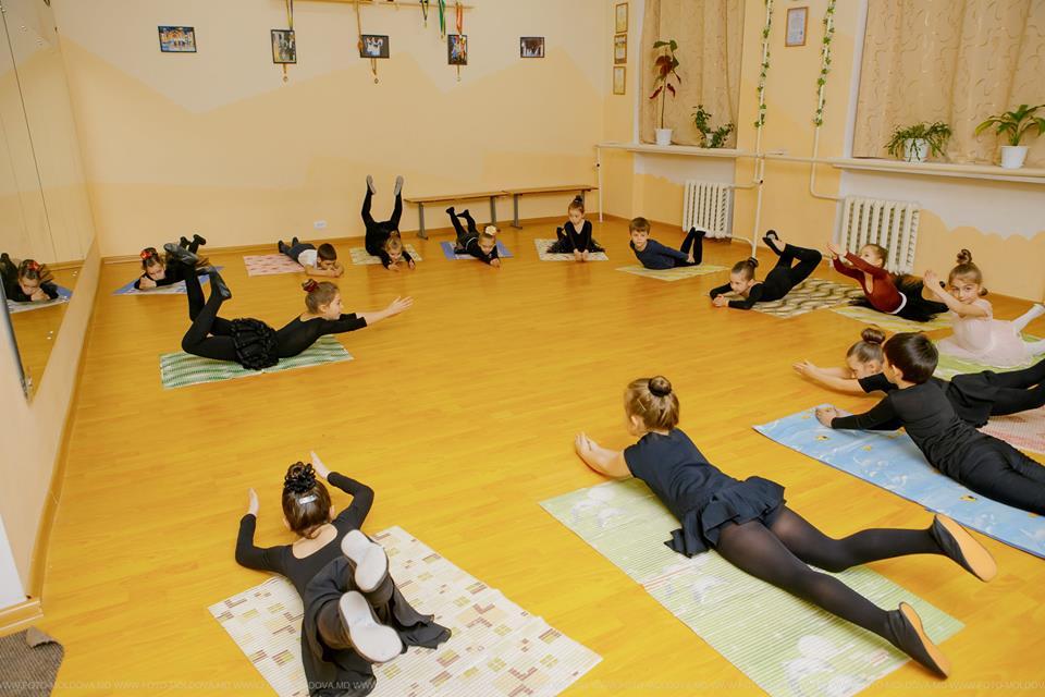 Большой подарок своим танцорам- это открытие нового светлого и уютного зала Танцы в Кишиневе