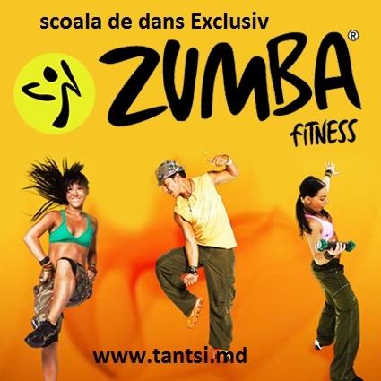 Zumba Fitness in Chisinau  dansuri Chisinau