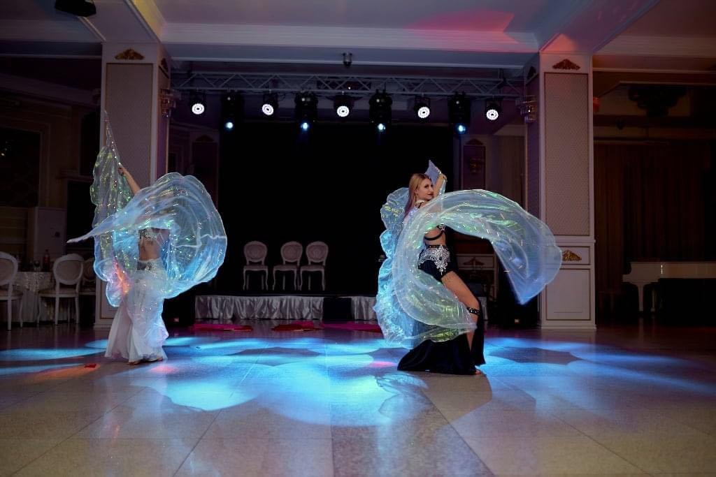 Dansuri orientale la Chișinău