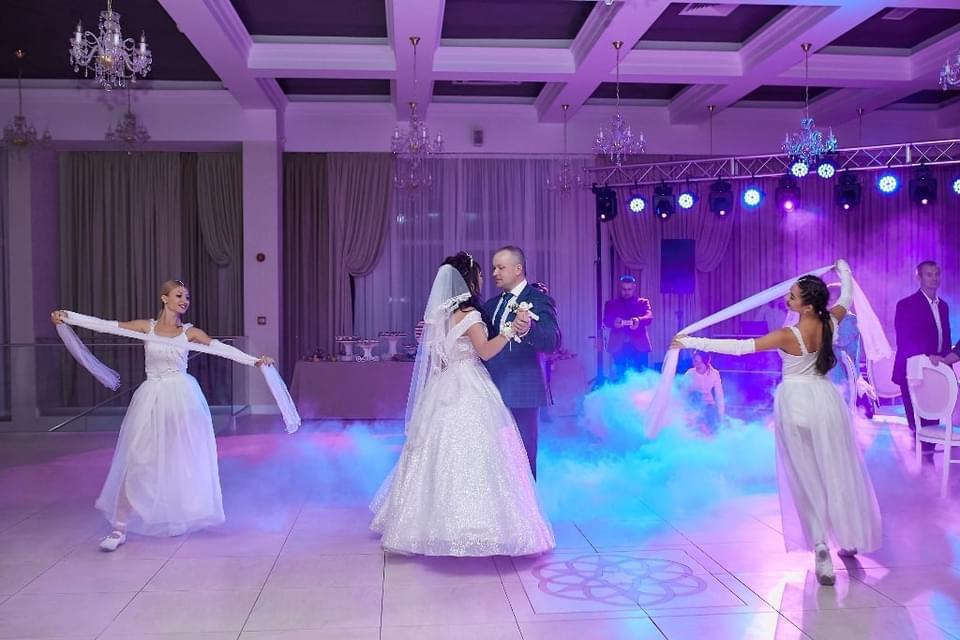 Свадебный танец в Кишиневе
