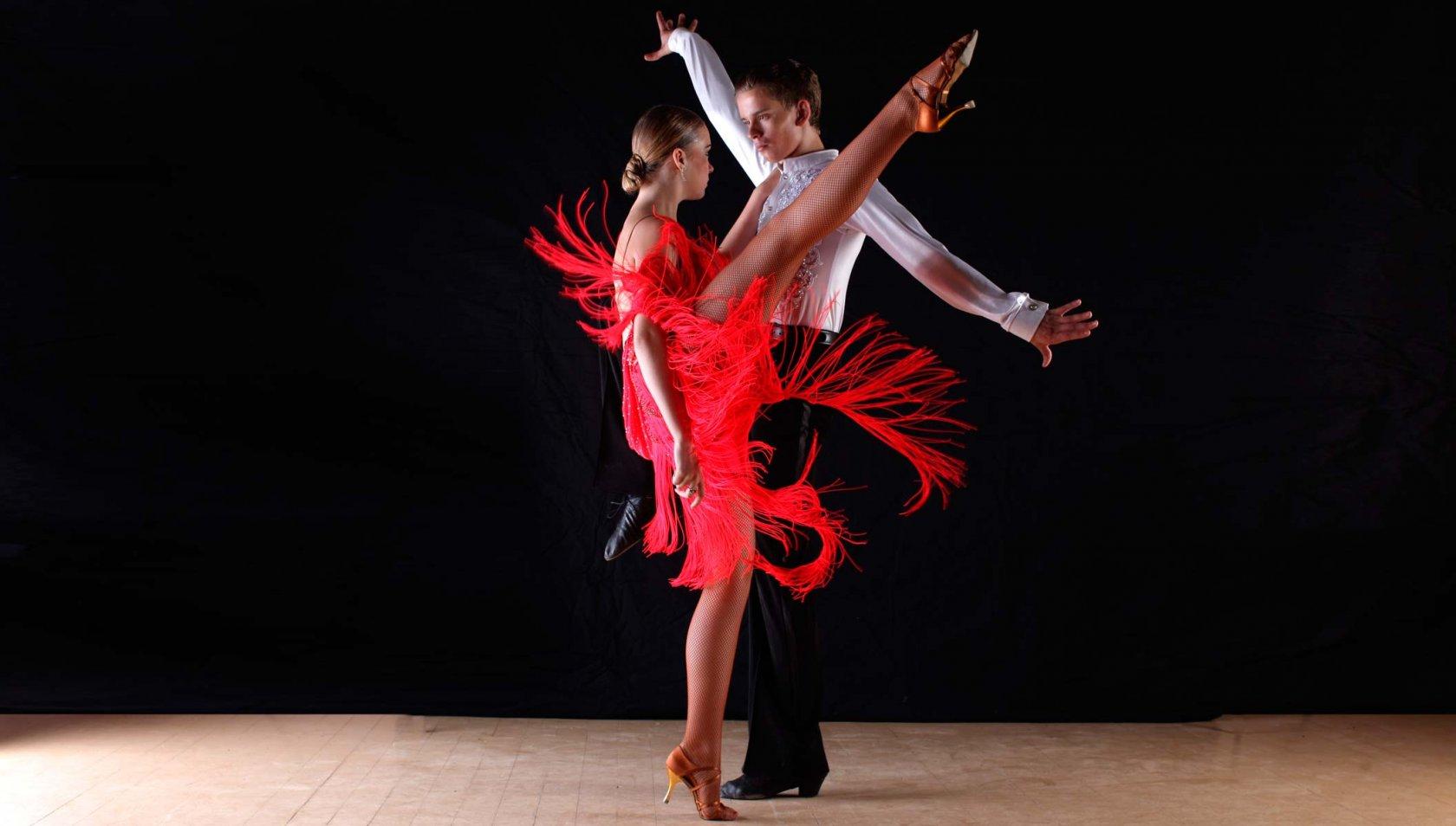 Dansuri latinoamericane