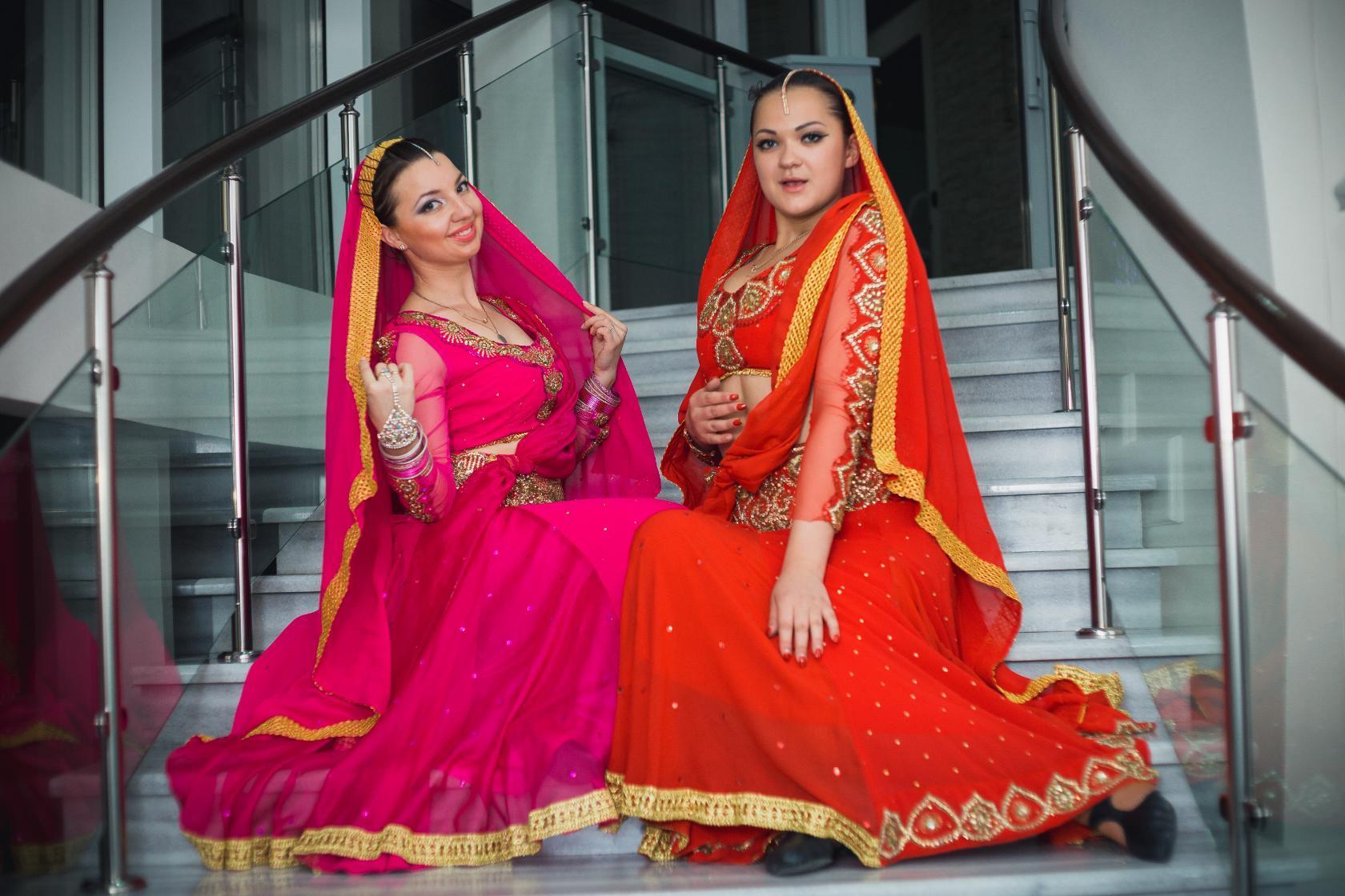 Индийский танец в Молдове
